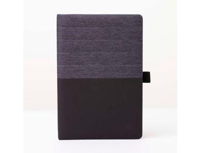 libreta-ejecutiva-20-5-cm-x-14-cm-gris-y-negra-7701016880299