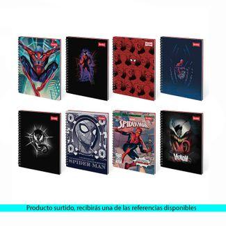 cuaderno-105-tapa-dura-a-cuadros-80-hojas-spiderman-max-7701103145201