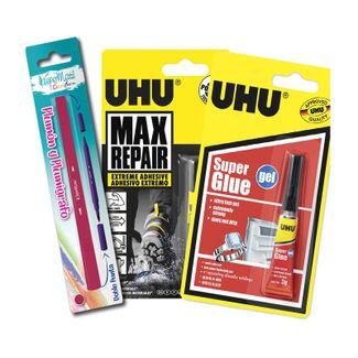 kit-pegante-uhu-intantaneo-max-repair-uhu-obsequio-plumigrafo-7702124465798