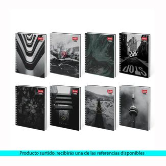 cuaderno-105-7-materias-175-hojas-a-cuadros-inblack-7707668555356