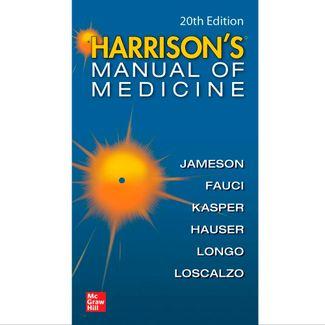 harrisons-manual-of-medicine-9781260455342
