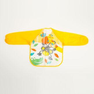 delantal-infantil-con-mangas-diseno-mono-talla-s-7701016845731