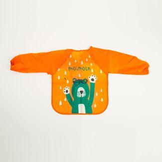 delantal-infantil-con-mangas-diseno-oso-con-anteojos-talla-s-7701016845762
