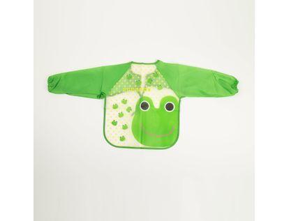 delantal-infantil-con-mangas-diseno-rana-talla-s-7701016845847