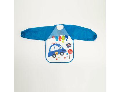delantal-infantil-con-mangas-diseno-carro-talla-l-7701016845915