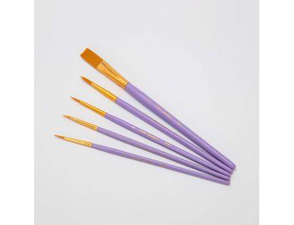 set-pincel-surtido-x-5-unidades-sintetico-7707005803119