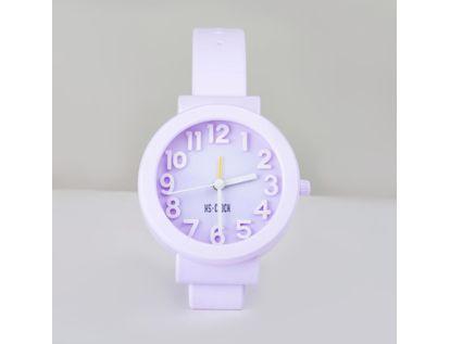 reloj-despertador-circular-morado-diseno-de-pulso-614239
