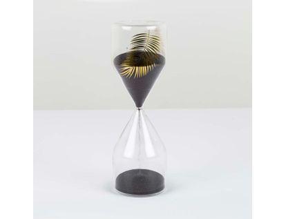 reloj-de-arena-21-cm-con-diseno-hoja-de-palma-dorada-614344