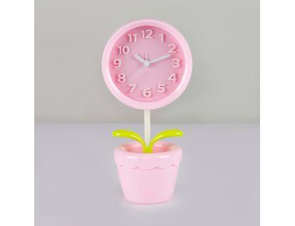 reloj-despertador-rosado-diseno-flor-614250