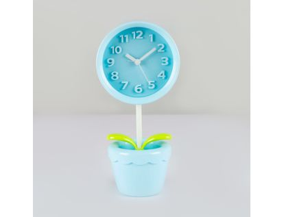 reloj-despertador-aguamarina-diseno-flor-614251