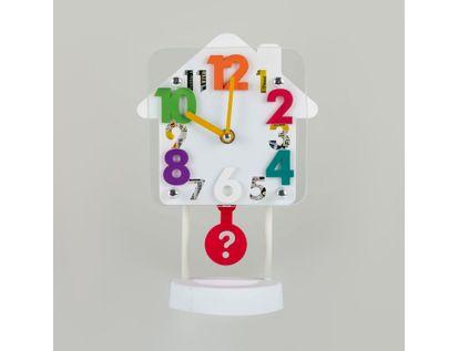 reloj-despertador-blanco-diseno-casa-con-pendulo-614255