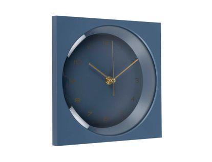 reloj-de-pared-azul-19-cm-cuadrado-614279
