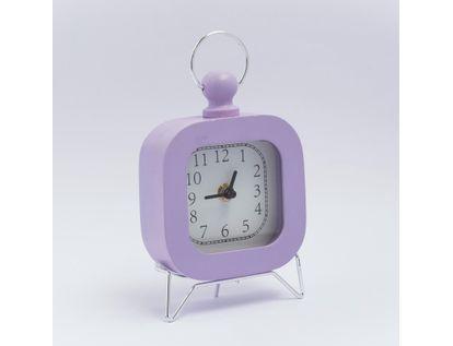 reloj-de-mesa-18-cm-morado-614303