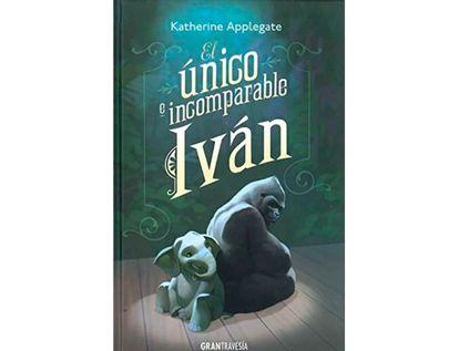 el-unico-e-incomparable-ivan-9788494258237