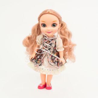 muneca-de-34-5-cms-con-vestido-de-flores-con-luz-y-sonido-7701016043519