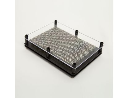 pinart-rectangular-3d-de-19-cm-x-13-cm-color-negro-con-plateado-6921079925800