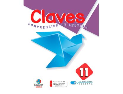 claves-comprension-de-lectura-11-9789585537132