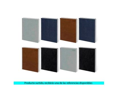 cuaderno-105-7-materias-a-cuadros-175-hojas-cuero-masculino-7701103111459