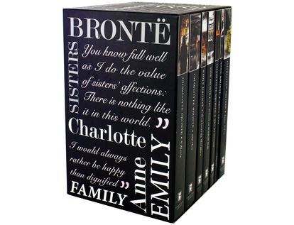 the-complete-novels-of-bronte-sisters-9781840227901
