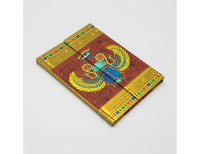 libreta-ejecutiva-de-15-cm-x-20-2-cm-hojas-a-rayas-diseno-escarabajo-egipcio-9788417350246