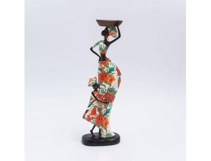 figura-de-mujer-africana-con-bandeja-hija-abrazandola-vestido-de-flores-de-29-5-cm-614568