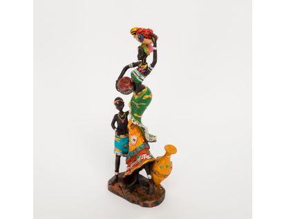 figura-decorativa-madre-e-hijo-con-vestido-verde-frutero-jarras-614591