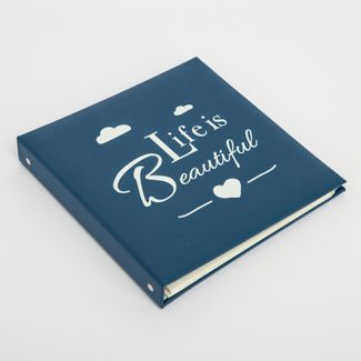 album-fotografico-azul-de-20-hojas-diseno-life-is-beautiful-615034