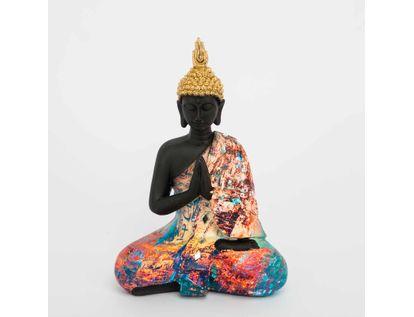 figura-de-buda-sentado-con-manos-unidas-de-24-cm-multicolor-615104
