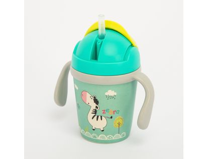 vaso-para-ninos-con-pitillo-diseno-zebra-7701016021432