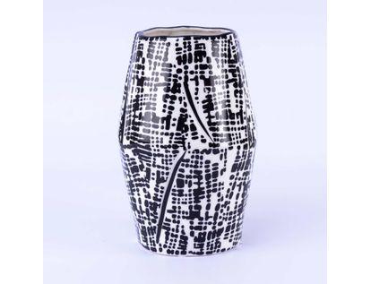 florero-blanco-con-manchas-negras-cuadradas-redondo-tamano-23-5-cms-7701016027090