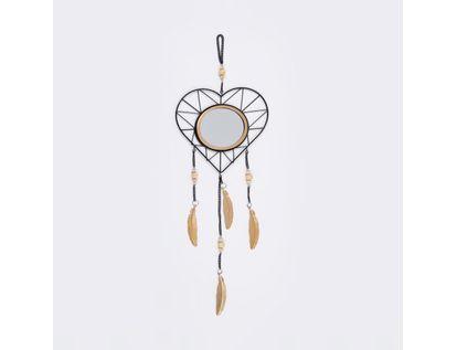 espejo-de-pared-diseno-de-atrapasuenos-corazon-color-dorado-con-negro-de-12-cm-7701016847117