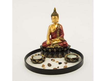 jardin-zen-con-buda-y-2-candelabros-de-21-5-cm-color-dorado-con-rojo-7701016898720