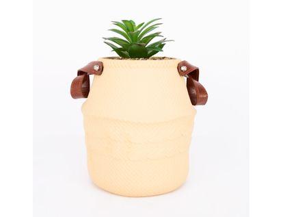 planta-artifificial-en-maceta-beige-grabada-con-manija-cafe-de-26-cm-7701016952590