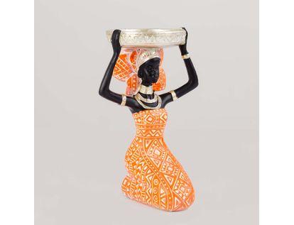 figura-de-mujer-africana-con-candelabro-de-18-5-cm-color-naranja-con-plateado-7701016976695