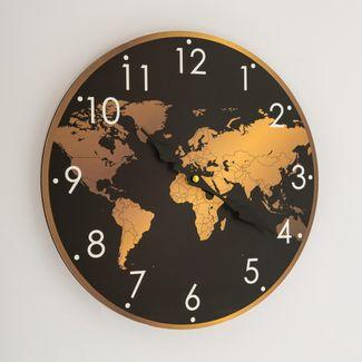 reloj-de-pared-de-33-cms-diseno-mapamundi-cafe-con-amarillos-7701018027722