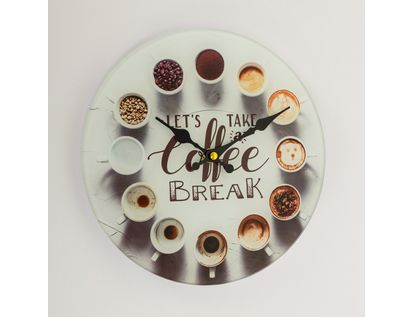 reloj-de-pared-de-25-cms-let-s-take-a-coffe-break-7701018027746