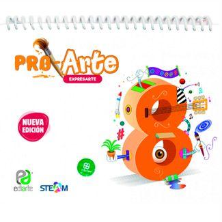 pro-arte-8-edicion-renovada-9789588864822