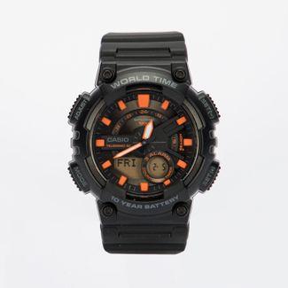 reloj-analogo-diseno-plastico-color-negro-con-naranja-4549526174629