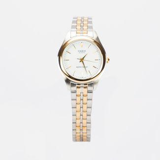 reloj-analogo-casio-metalico-plateado-con-dorado-y-blanco-4971850441939