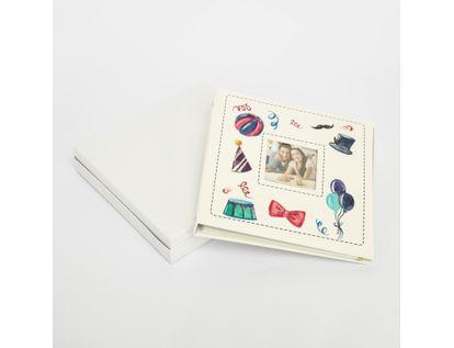 album-fotografico-blanco-de-20-hojas-diseno-de-circo-614226