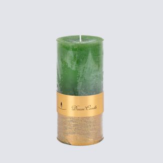 vela-verde-dream-candle-14-cm-verde-con-dorado-614386