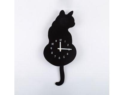 reloj-de-pared-30-cm-negro-diseno-de-gato-614528