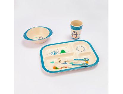 set-de-recipientes-para-alimentos-5-piezas-pinguino-614724