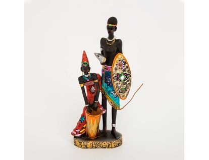 figura-decorativa-pareja-de-africanos-con-tambor-y-escudo-614575