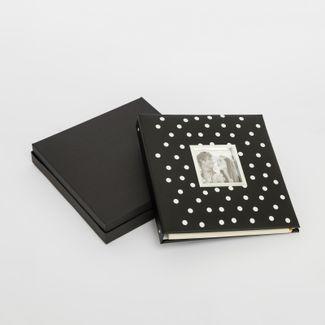 album-fotografico-negro-de-20-hojas-diseno-circulos-blancos-615035