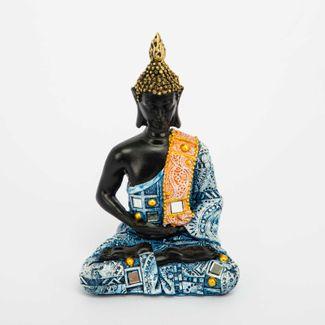 figura-de-buda-sentado-de-15-5-cm-color-azul-con-negro-615124