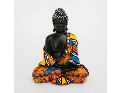 figura-de-buda-sentado-de-25-5-cm-color-negro-con-naranja-615161