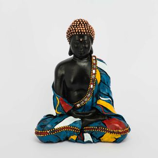 figura-de-buda-sentado-de-18-cm-color-negro-con-azul-615169