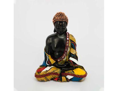 figura-de-buda-sentado-de-18-cm-color-negro-con-amarillo-615170