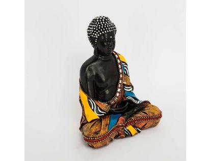 figura-de-buda-sentado-de-18-cm-color-negro-con-naranja-615171